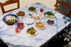 ...or simply linger over a leisurely lunch at a local taverna.