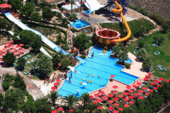 ...make a splash at the nearby waterpark, Water City...